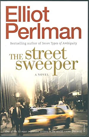 The Street Sweeper: a novel (Signed Copy)