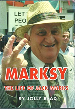 Marksy: The Life of Jack Marks: Read, Jolly