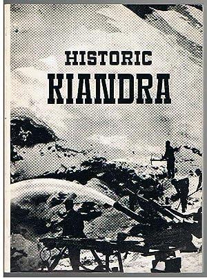 Historic Kiandra: a guide to the history: Moye, D. G.