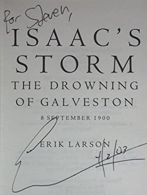 Isaac's Storm - The Drowning of Galveston - 8 September 1900