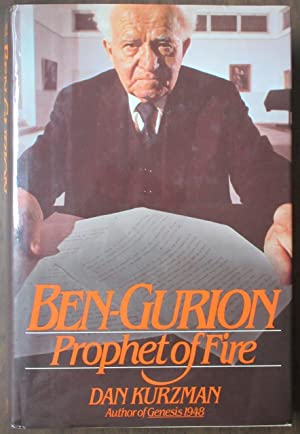 Ben-Gurion - Prophet of Fire