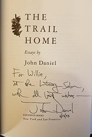The Trail Home - Essays