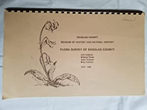 Floral Survey of Douglas County 1978- 1986