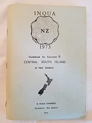 INQUA NZ 1973 Guidebook for Excursion 5 - Northern South Island of New Zealand
