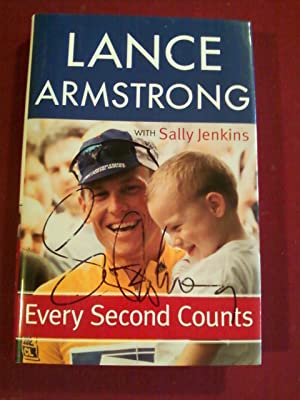 Every Second Counts: Armstrong, Lance with