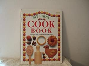 My first Cook Book.