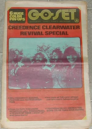Go-Set. August 29, 1970. Volume 5, Number 35. (Creedence Clearwater Revival Special)