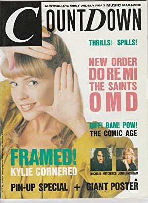 Countdown Magazine. Issue No 56. March 1988.