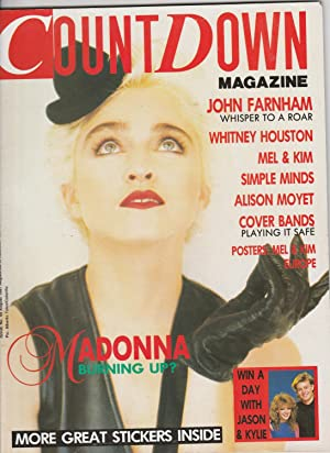 Countdown Magazine. Issue No 49. August 1987.