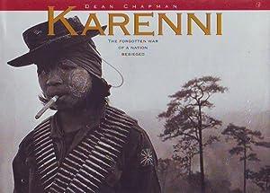 Karenni : The Forgotten War of a: Chapman, Dean