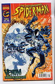THE ASTONISHING SPIDER-MAN NO 105(5th Nov 2003): Marvel Collector's Edition Various Fine Softcover