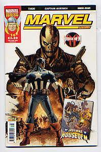 MARVEL LEGENDS NO 16(12TH MARCH2008): Marvel Collector's Edition BRADY WEBB(EDITOR), GREG PAK, ED BRUBAKER, DAN JURGENS(SCRIPTS) Fine Softcover