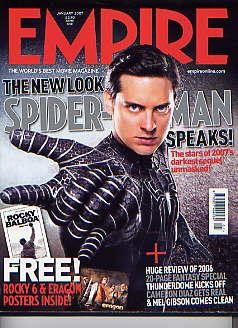 Empire Magazine Issue 211(JANUARY 2007) Various
