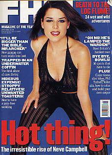 FHM(FOR HIM MAGAZINE) ISSUE 101(JUNE 1998): Various