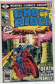 Ghost Rider Vol 1 No 40(Jan 1980): MICHAEL FLEISHER