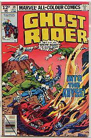Ghost Rider Vol 1 No 39(Dec 1979): MICHAEL FLEISHER