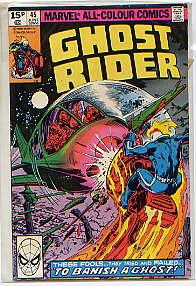 Ghost Rider Vol 1 No 45(June 1980): MICHAEL FLEISHER