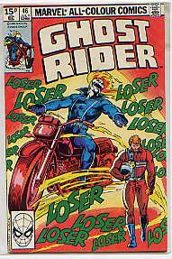Ghost Rider Vol 1 No 46(July 1980): MICHAEL FLEISHER