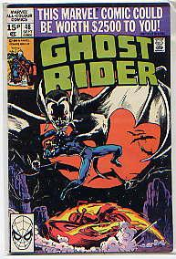 Ghost Rider Vol 1 No 48(Sept 1980): MICHAEL FLEISHER