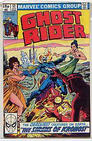 Ghost Rider Vol 1 No 52(Jan 1981): MICHAEL FLEISHER