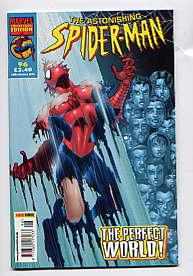 THE ASTONISHING SPIDER-MAN NO 96(26TH FEBRUARY 2003): Various