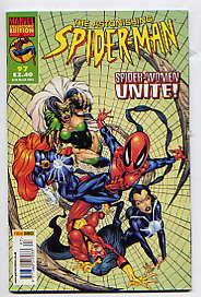 THE ASTONISHING SPIDER-MAN NO 97(26TH MARCH 2003): Various
