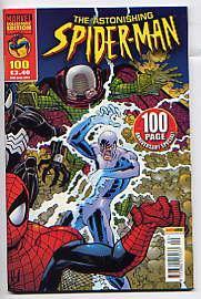 THE ASTONISHING SPIDER-MAN NO 100(18th JUNE 2003): HOWARD MACKIE, STAN