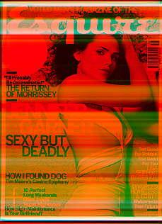 ESQUIRE MAGAZINE VOLUME 14 NUMBER 6(JUNE 2004): Various