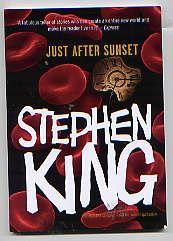 Just After Sunset(Uncorrected Sampler): STEPHEN KING