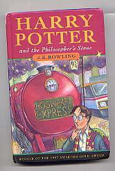HARRY POTTER AND THE PHILOSOPHER'S STONE: J.K. ROWLING
