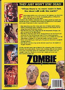 ZOMBIE: THEY JUST WON'T STAY DEAD: ALLAN BRYCE(Editor)
