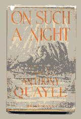 ON SUCH A NIGHT: ANTHONY QUAYLE