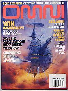 OMNI Volume 15 No 4(January 1993): BOB GUCCIONE(EDITOR)