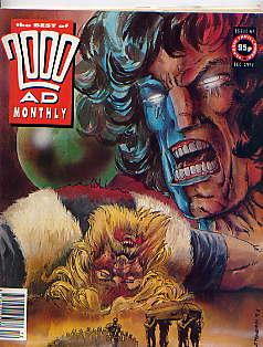The Best of 2000AD Monthly Issue 87-88(Dec: ALAN GRANT, STEVE