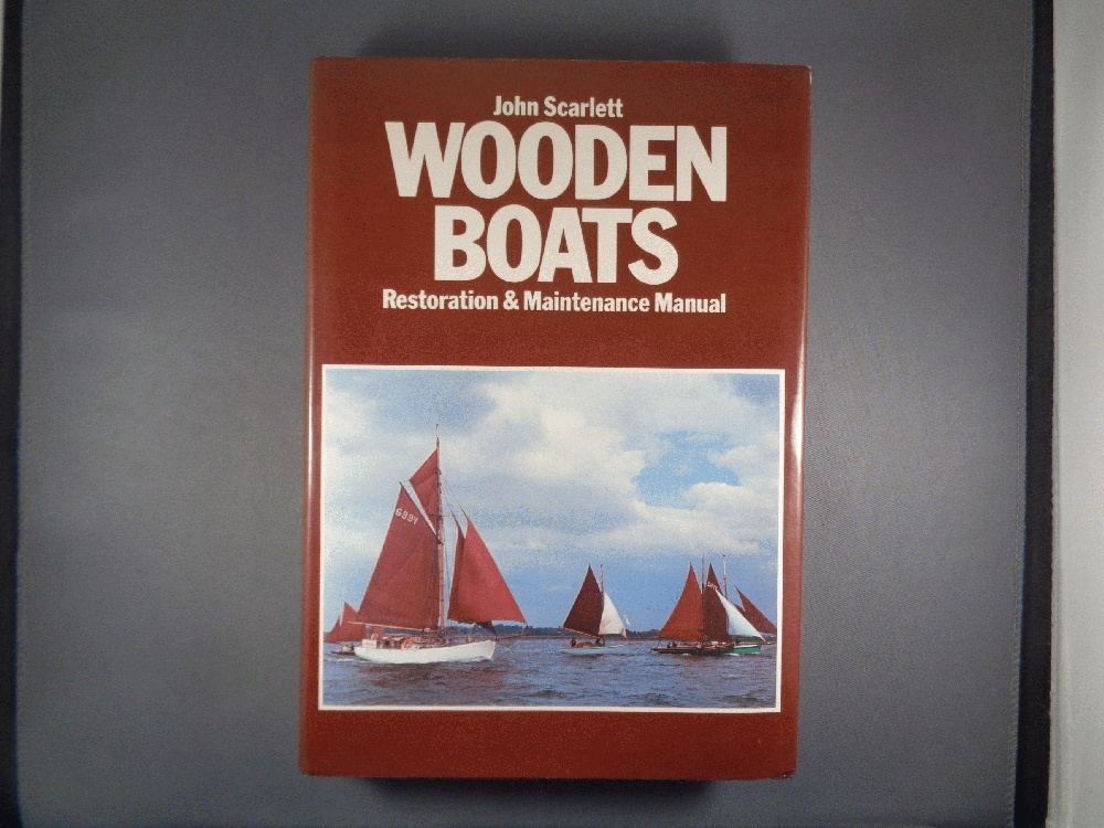 Wooden Boats Restoration And Maintenance