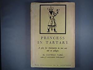 Princess in Tartary: Vare, Daniele
