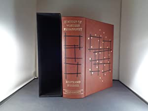 russell bertrand - history of western philosophy - First