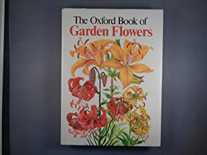 Oxford Book of Garden Flowers