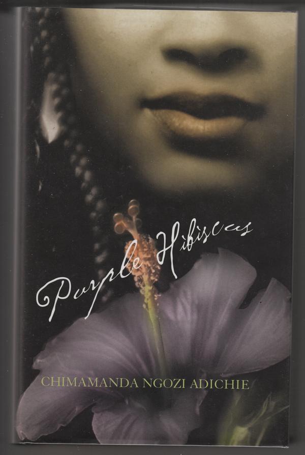 Purple Hibiscus Signed By Chimamanda Ngozi Adichie Fourth