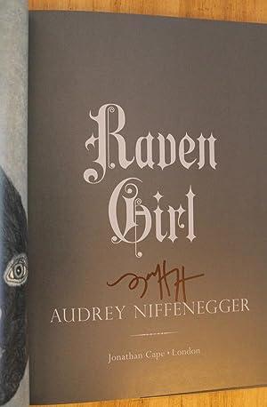 Raven Girl: Audrey Niffenegger