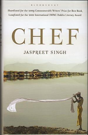 Chef: Jaspreet Singh