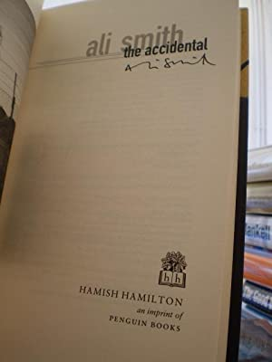 The Accidental: Ali Smith