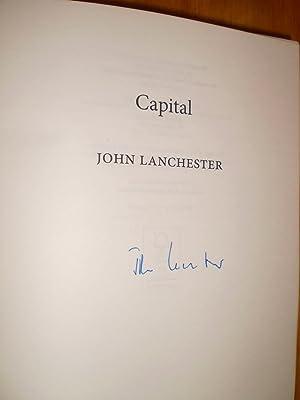 Capital: John Lanchester