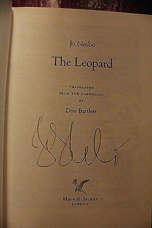 The Leopard **SIGNED **: Jo Nesbo