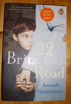 22 Britannia Road: A Novel: Amanda Hodgkinson