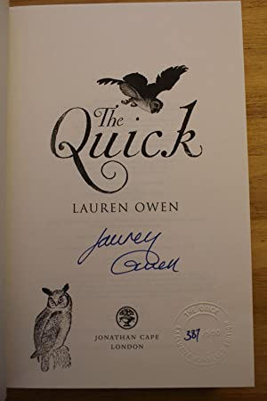 The Quick - Signed, Limited 500