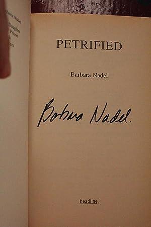 Petrified: Barbara Nadel