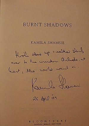 Burnt Shadows: Kamila Shamsie