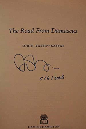 The Road from Damascus: Robin Yassin-Kassab