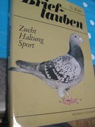 Brieftauben Zucht - Haltung - Sport: Rösler, Gerhard: